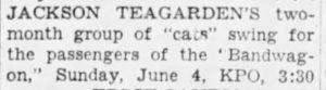Fitch Bandwagon Ad June 4, 1939