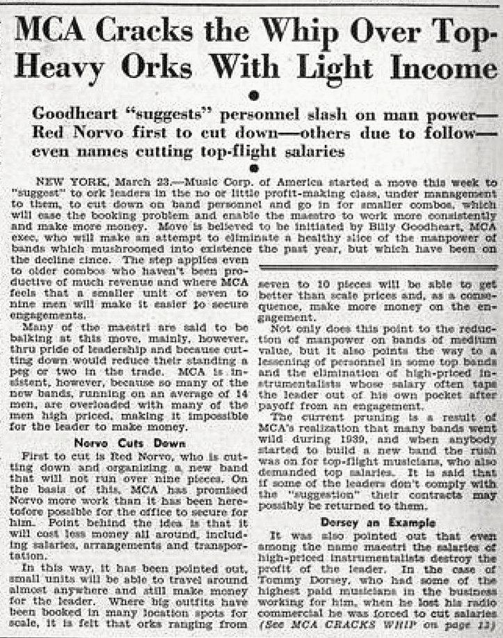 Billboard 1940-04-30 Norvo Downsizes