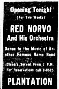 Ugly ad for Norvo opening