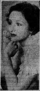 Florence Suttle in 1935