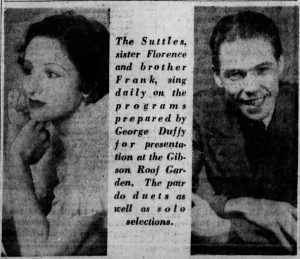 Photo of Florence and Frank Suttle