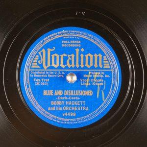 Blue & Disillusioned - Vocalion