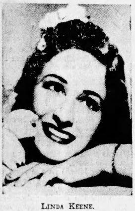 Early Photo of Linda Keene