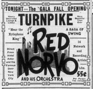 Norvo at the Turnpike
