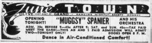 Muggsy Spanier at Tune Town