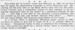 Review: 1942-03-06 The Record (Hackensack, New Jersey)