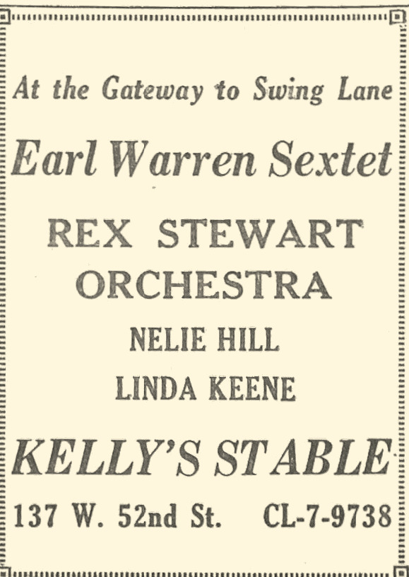 Linda Keene at Kelly's Stable