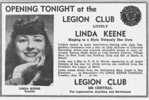 Linda Keene in Great Falls, Montana