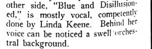 """Second Review of """"Blue and Disillusioned"""""""