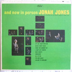 Jonah Jones Live